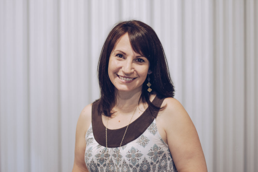 Jennifer Burlingame   -Ministry Coordinator  -Admin and Finance Pastor
