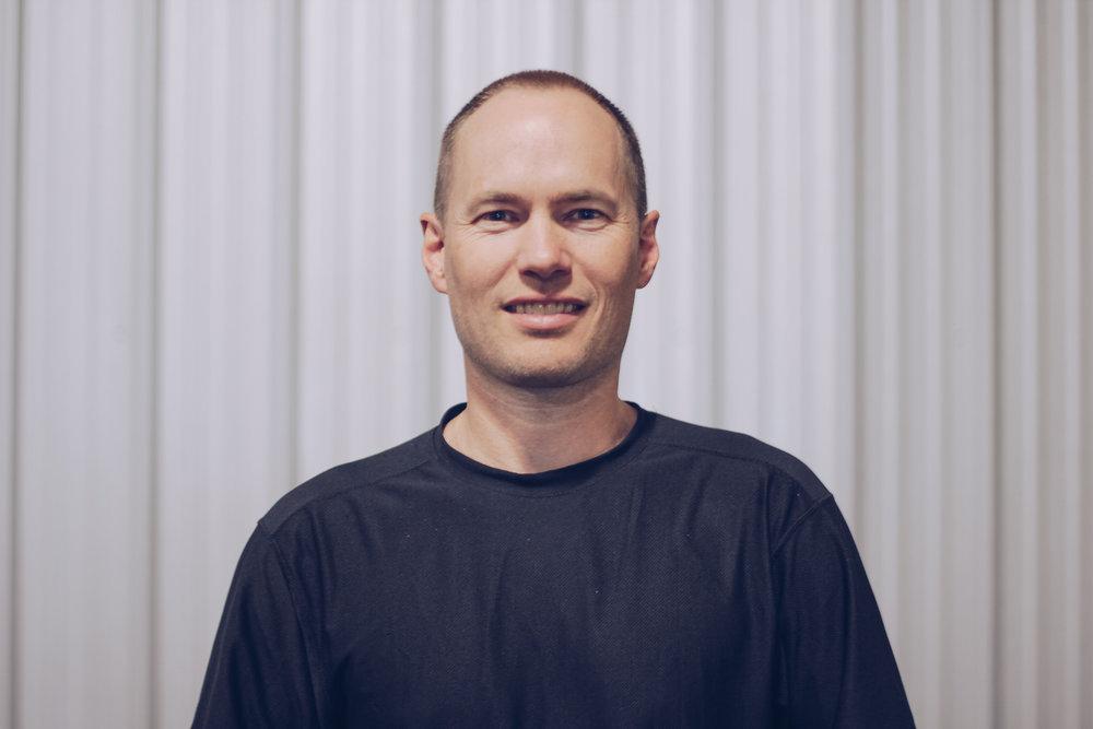 Josh Burlingame    - Children's Ministry Director  -Family Pastor