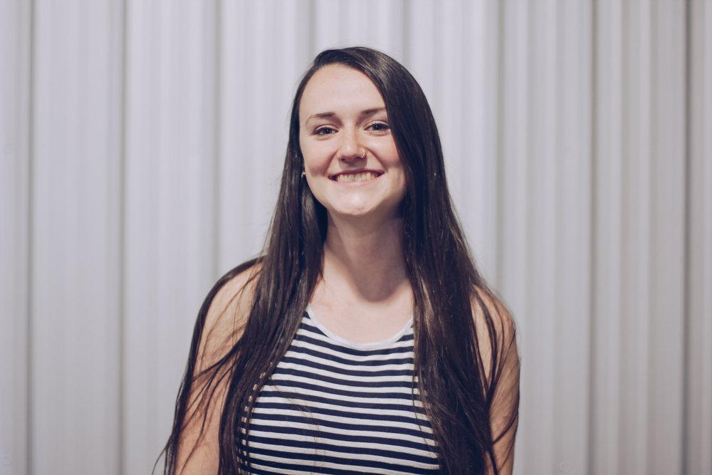 Jessica Marchand   -Children's Ministry Assistant  -Internship Coordinator