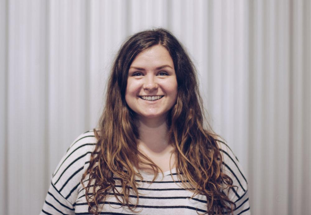 Hannah   Calhoon   -Media Director  -Creative Team Leader