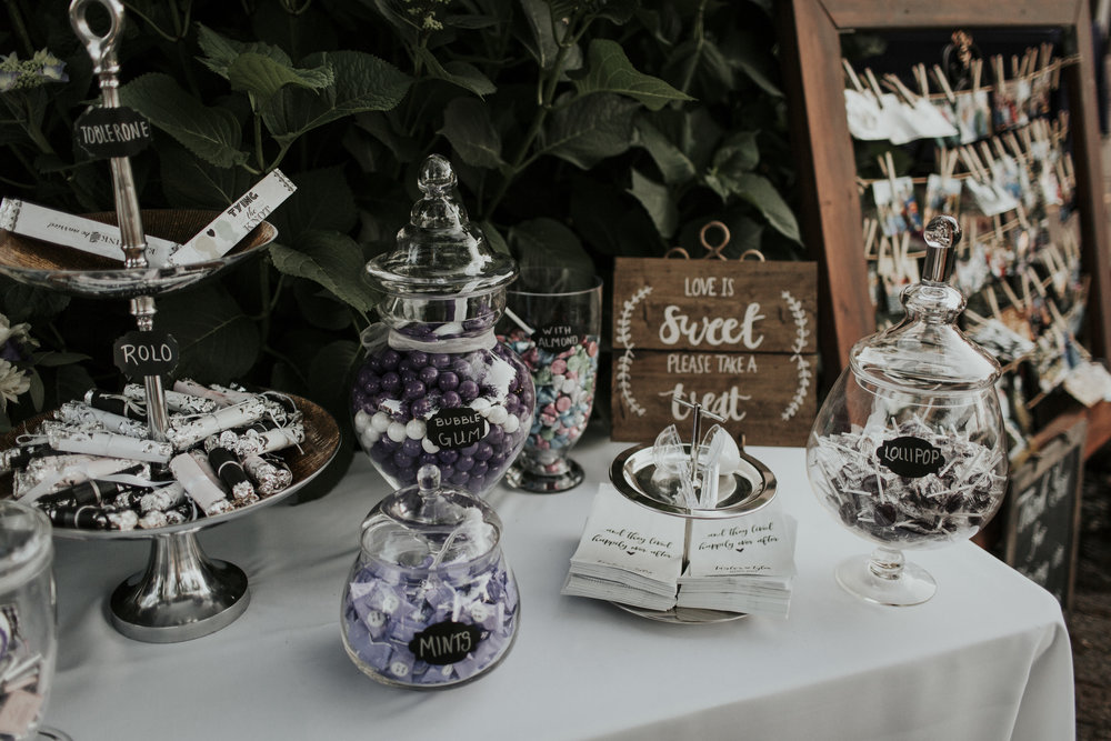 fairytale candy bar