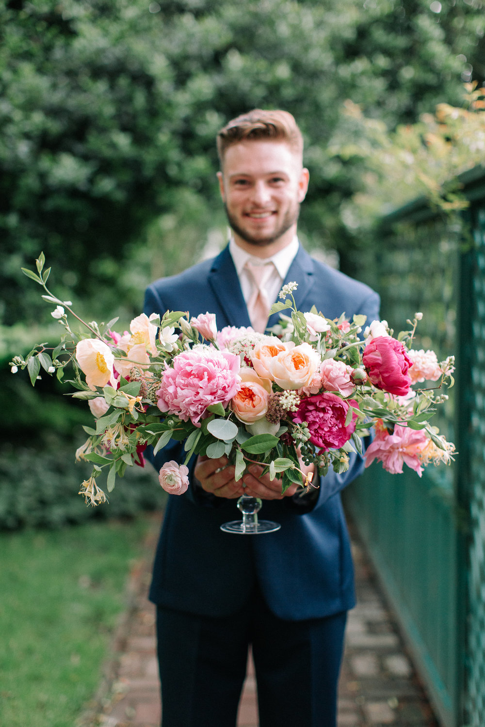Colorful Garden Wedding Inspiration