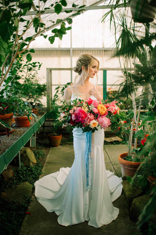 Colorful Garden Wedding Inspiration