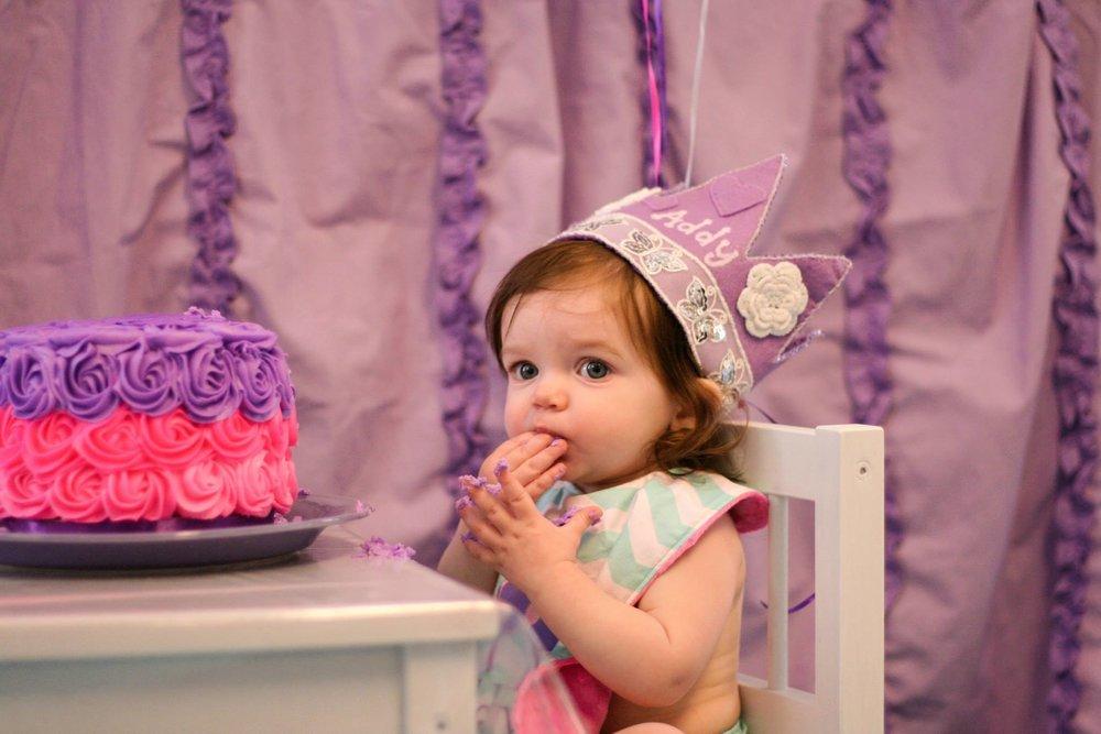 First Birthday Cake Smash