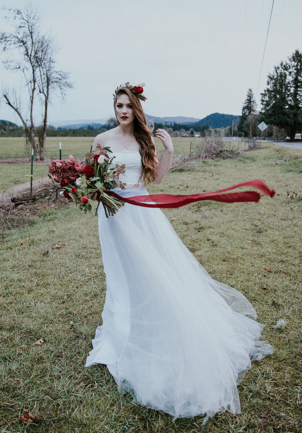 Valentines Bridal Inspiration