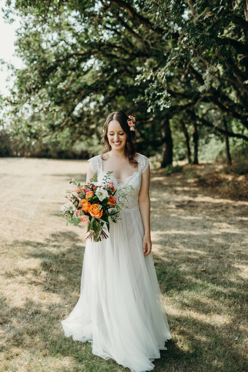 Jasper House Farm Bride