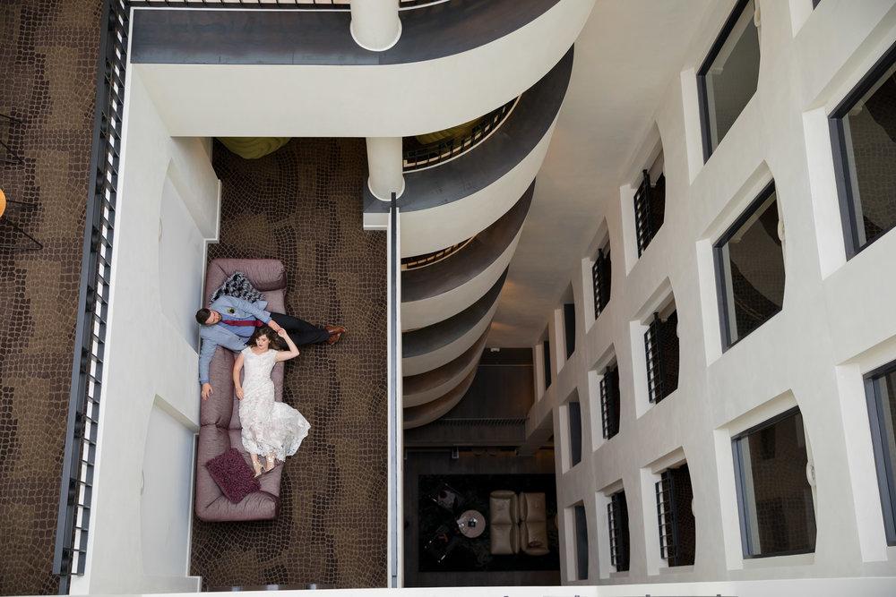 Hotel Vintage Portland Wedding