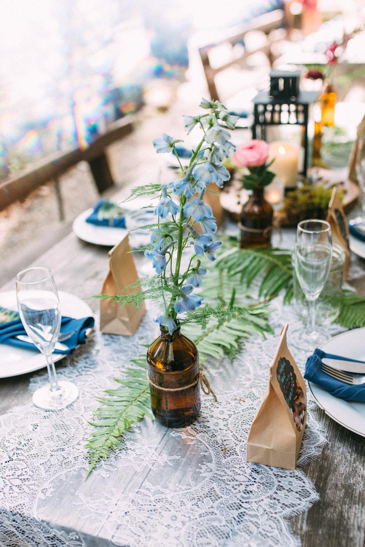 Loloma Lodge Wedding reception