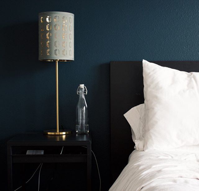 This bedroom is the ultimate sleeping den.  wingardrealty.com  #atlantarealestate #atlantarealestateagent #discoveratl #intownliving #homesforsale #dreamhome #abmathome #kellerwilliams #woodstockrealestate #mariettarealestate