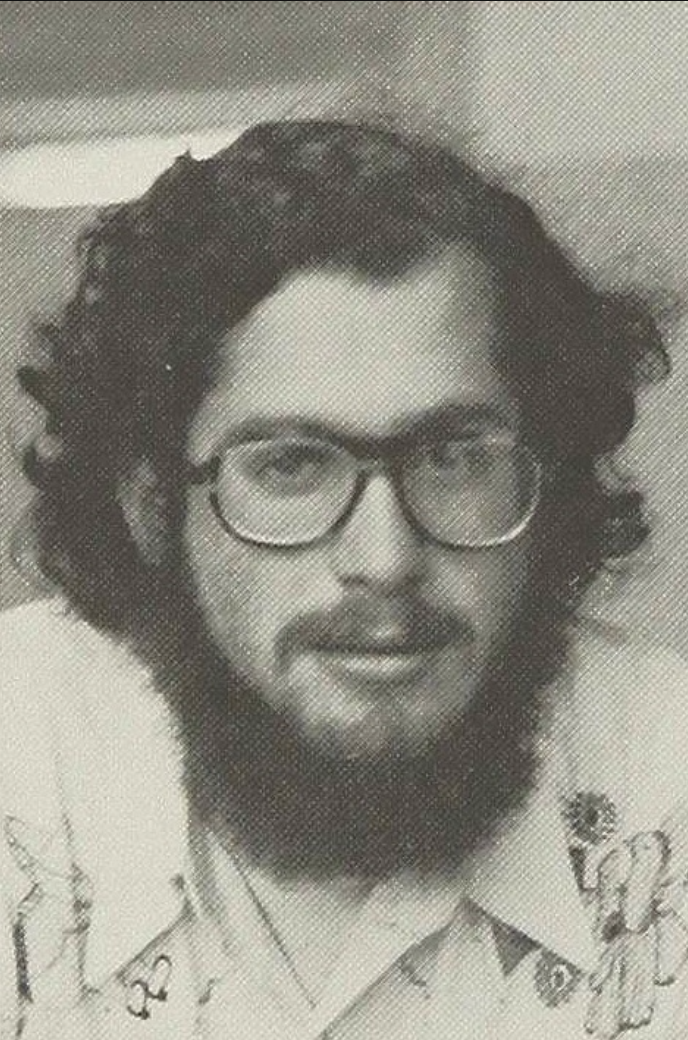 RICHARD COHEN  - VASSAR COLLEGE DAYS