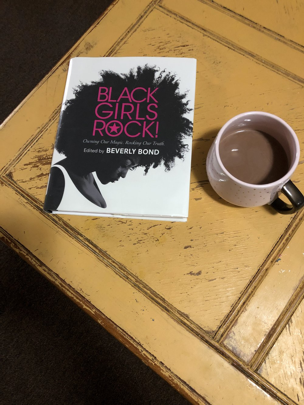 Black Girls Rock and Coffee