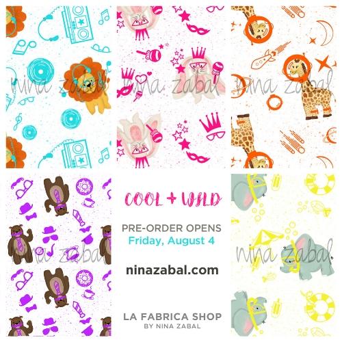 COOL + WILDPre-order is open -