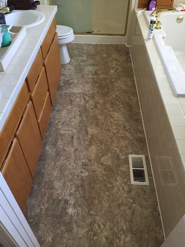 aug 25 lvt lvt bathroom luxury vinyl flooring beaverton flooring vinyl lvt tile luxury vinyl bathroom vinyl bathroom floor georgie kelly