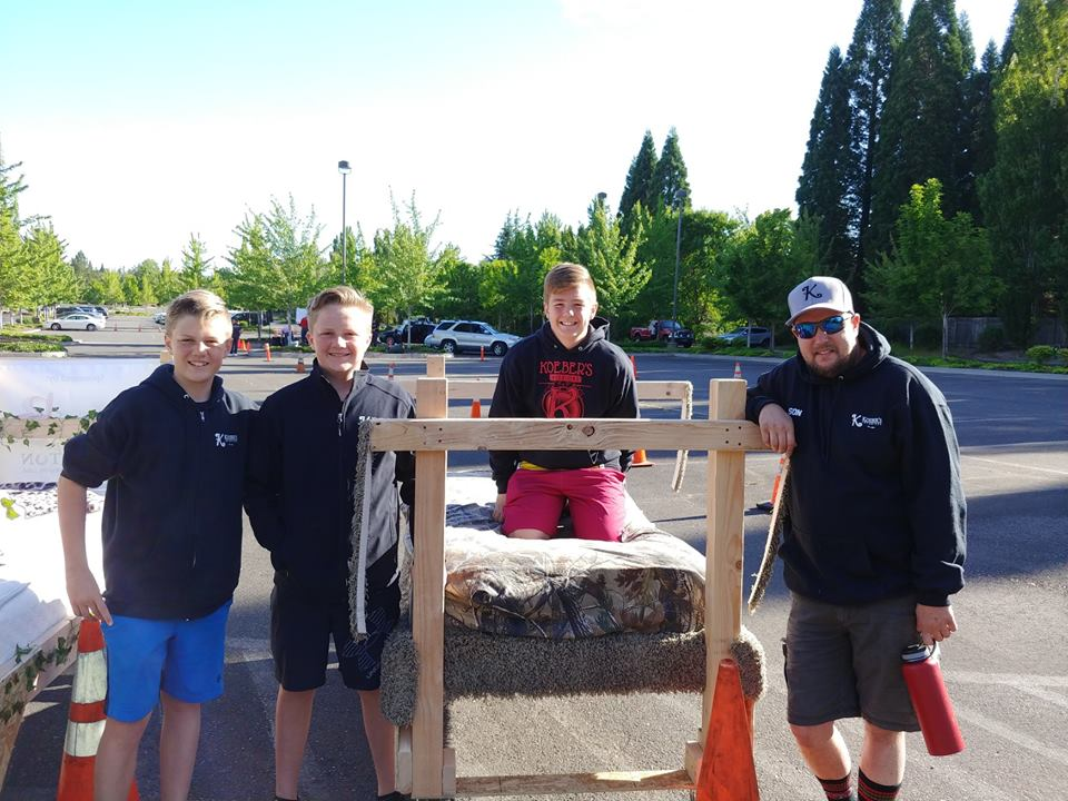 Great Bed Race of Beaverton