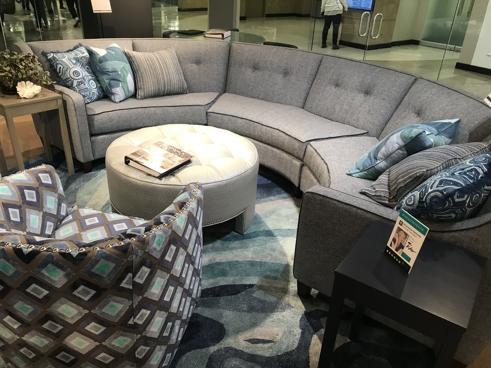 Tousley Sectional & Sally Chair