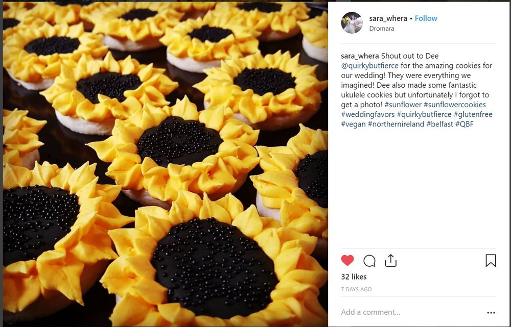 Sunflower Cookies Sarah Abbott.JPG