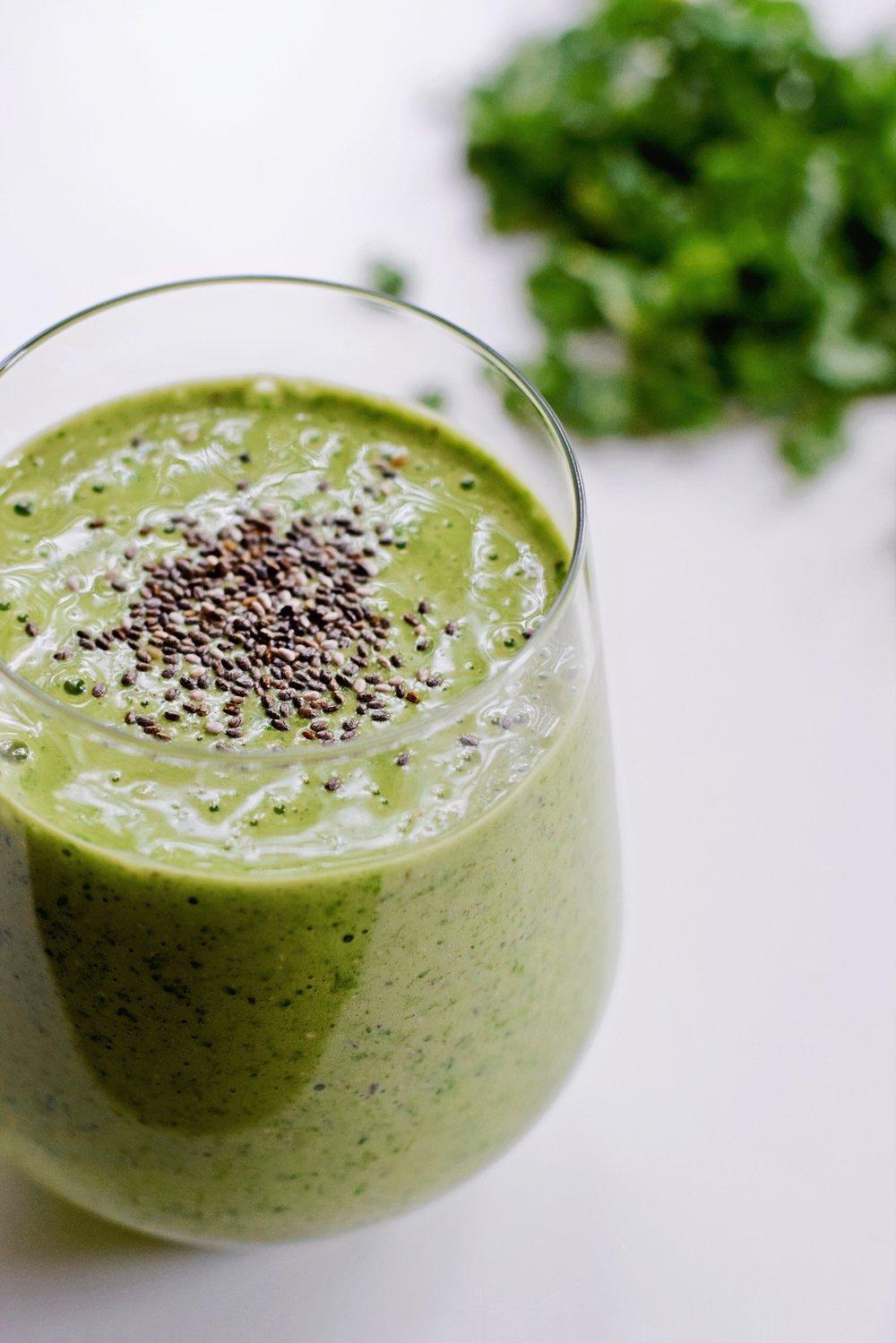gezonde juice recepten