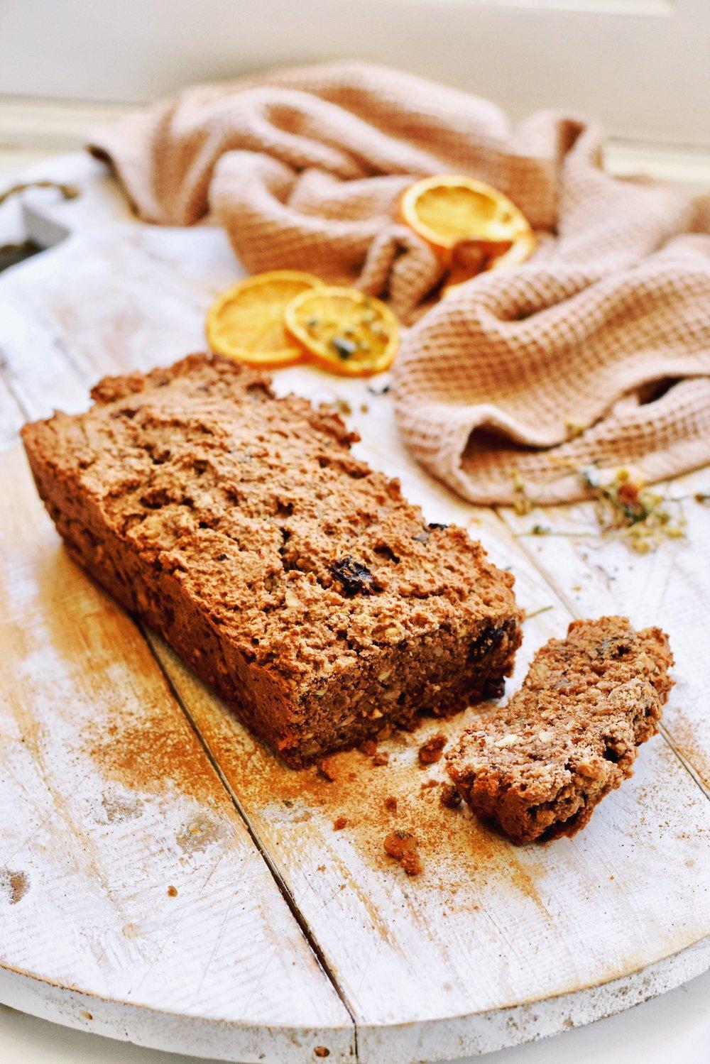 Gezonde snacks | Notenbrood