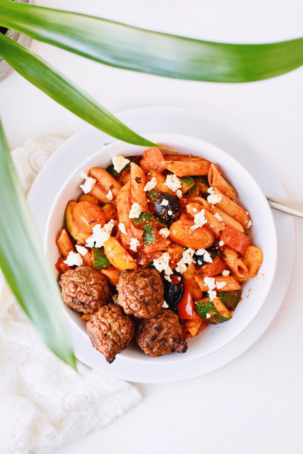easy healthy pasta recipe