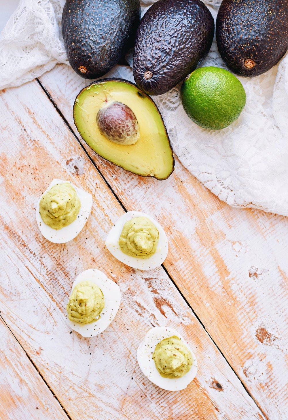 Pasen recept | gevulde eitjes met avocado | Pasen 2018