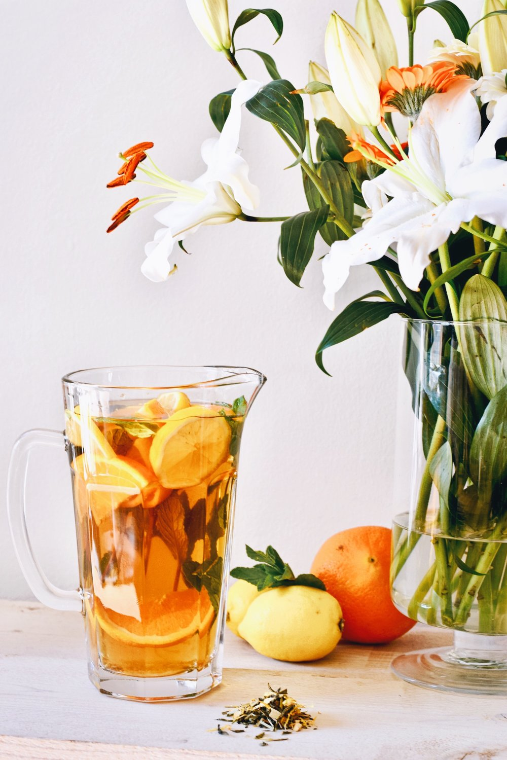 Favoriete gezonde iced tea recept | Simplici-Tea