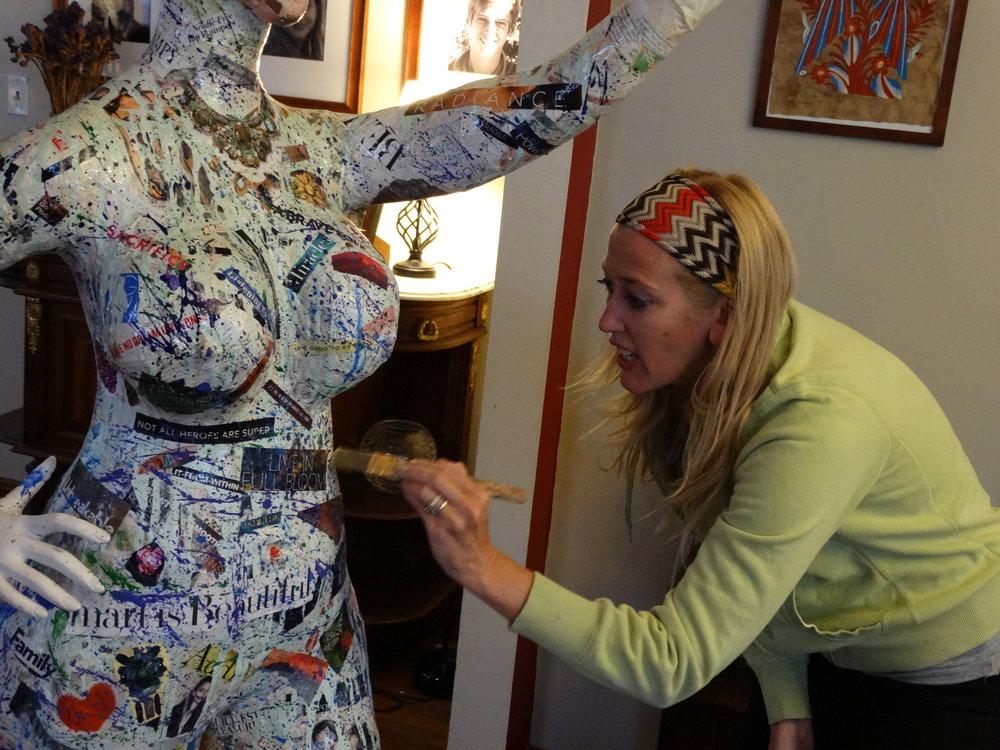Erin McGrath Rieke. Mannequins on the Loop. Photocredit Danielle Aslanian.jpg