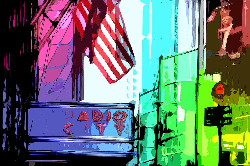 Radio City in Color