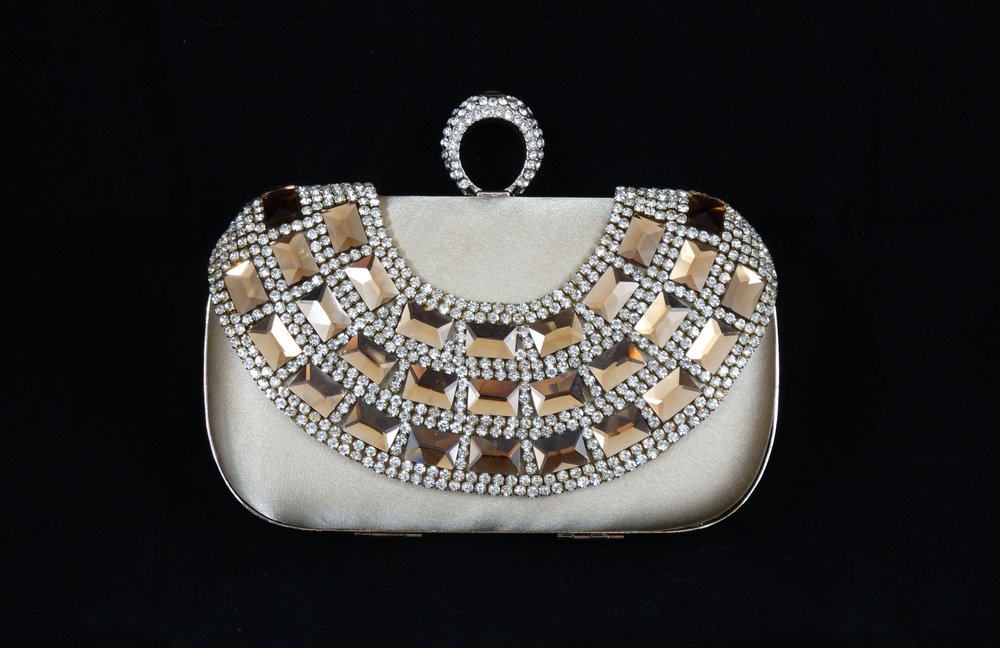 Vintage Clutch | Leigh Collection