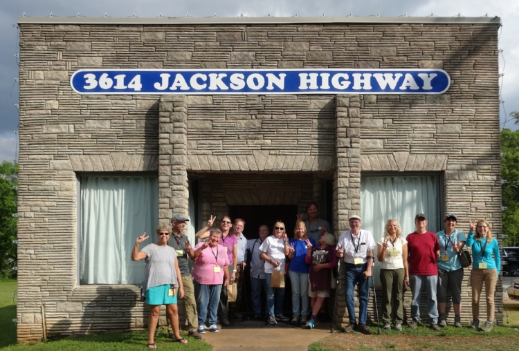 Muscle Shoals Sound Studio - Tuscumbia, Alabama