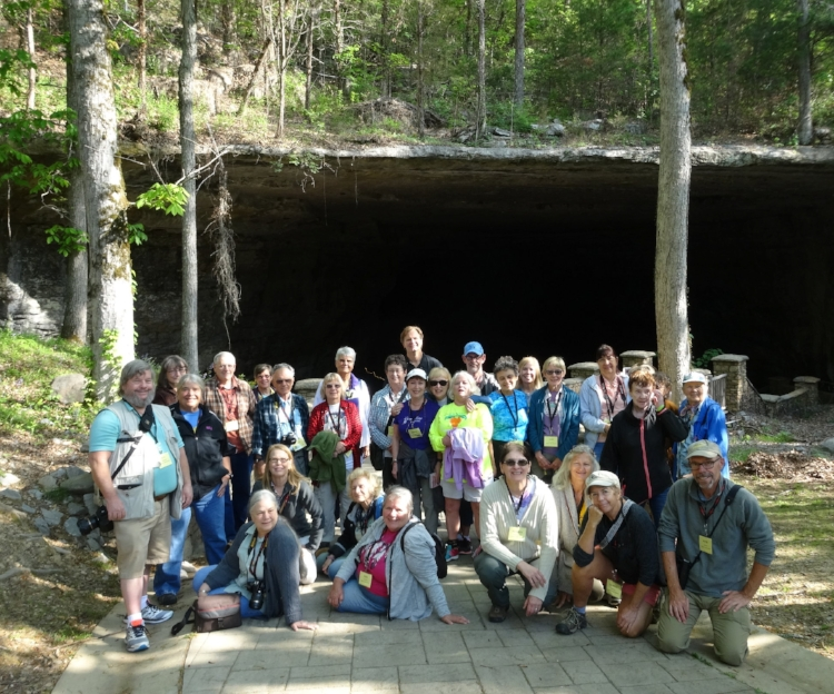 Cathedral Caverns - Alabama State Park