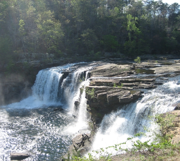 Little River Canyon  - A National Preserve in NE Alabama