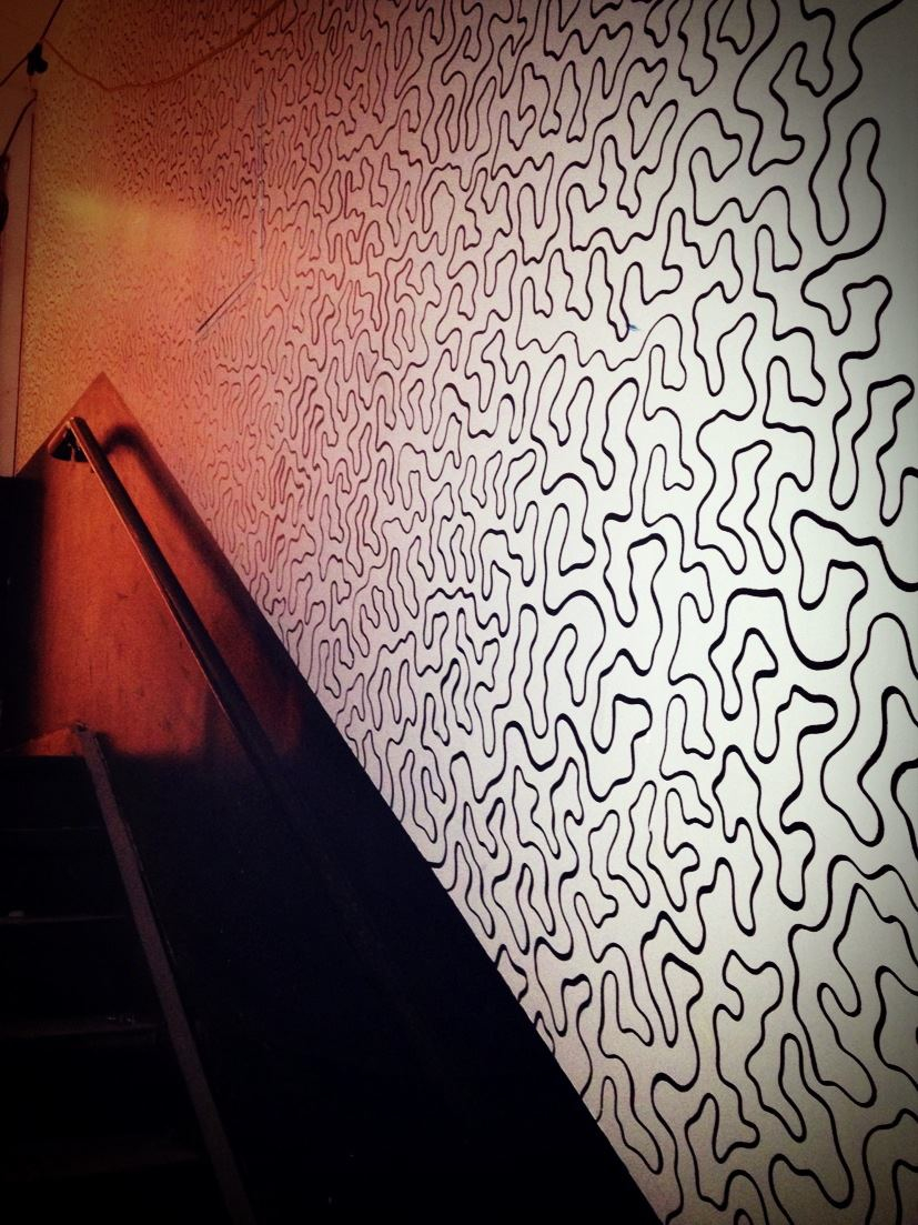STAIRWELL, NEW YORK, 2015