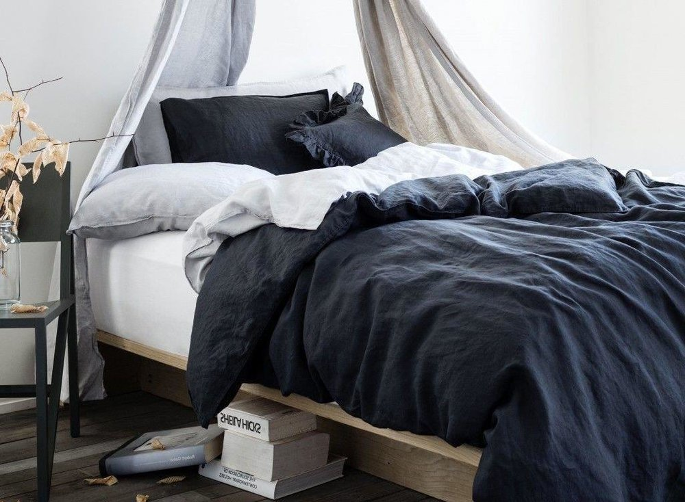 Bed  - grey and beige - great.jpg