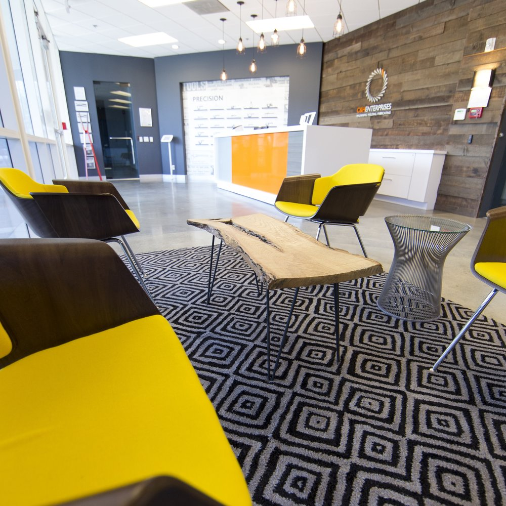Creative Office Space -