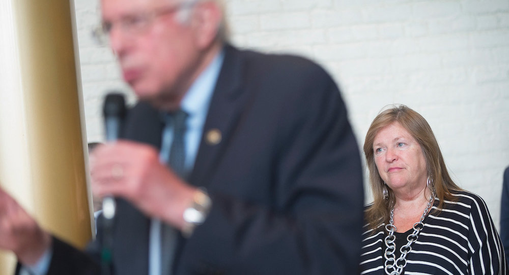 Politico: Jane Sanders Lawyers up
