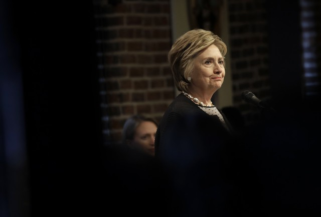 The American Prospect: Everybody needs to stop telling Hillary Clinton to shut up