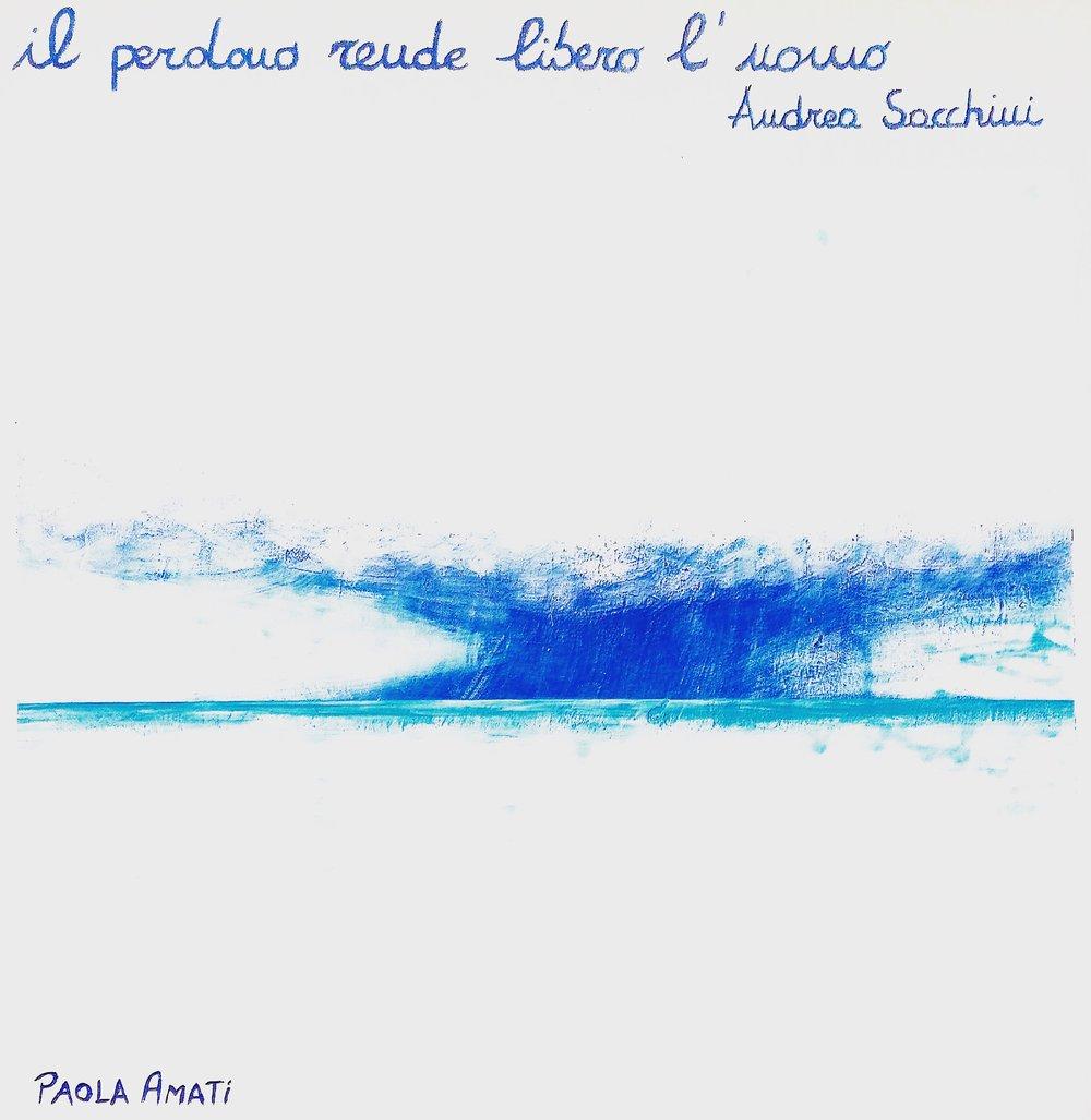 Il perdono rende libero l'uomo,  or,  Forgiveness makes a man free  - Andrea Sacchini