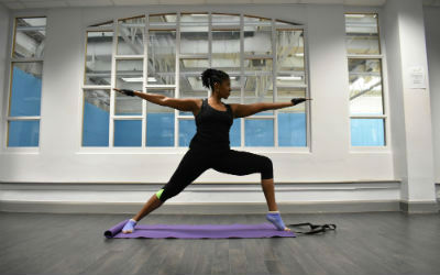 "<div style=""text-align: left""><strong>Yoga with Tina</strong><span style=""color: #7d7d7d; font-size: 85%;""><br>Private Yoga Class: £40<br>Private Yoga Class: £50<br></span></div>"