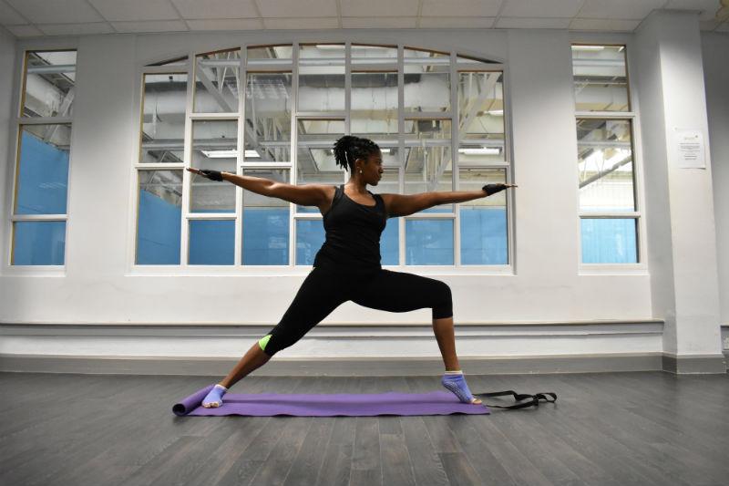 Yoga with Tina, London