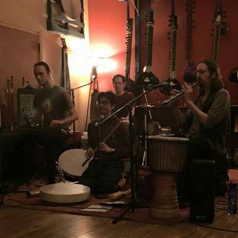 - SECRETS OF THE BEEHIVE is an evolving collaboration of musicians dedicated to exploring the hidden soundscapes of spirit. Founded and directed by percussionist and songwriter Jason Winslade, they perform a combination of original music, covers and improvisational jams with a tribal vibe.  https://soundcloud.com/secretsofthebeehive