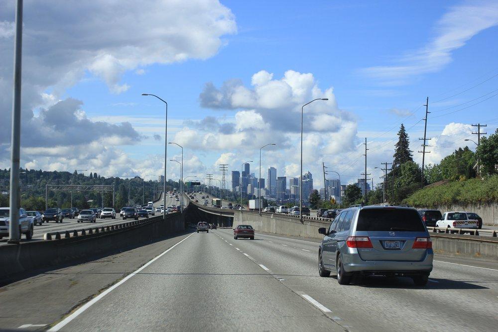 A double-decker freeway?
