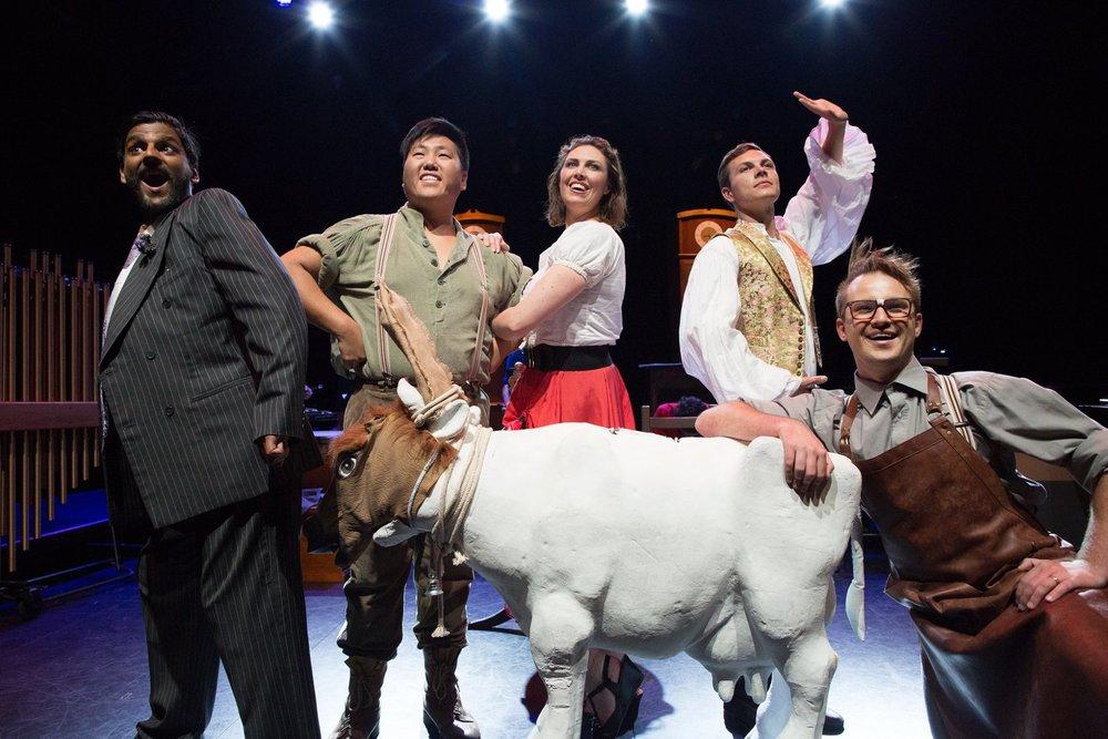 L'Heure Espagnol - Lyric Opera of Melbourne