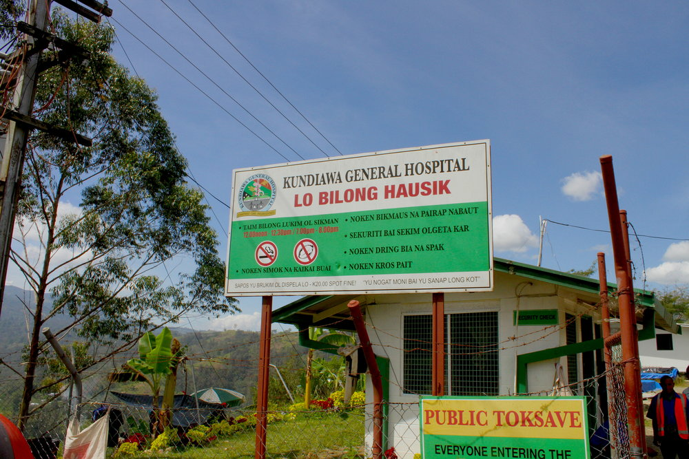 Kundiawa Hospital