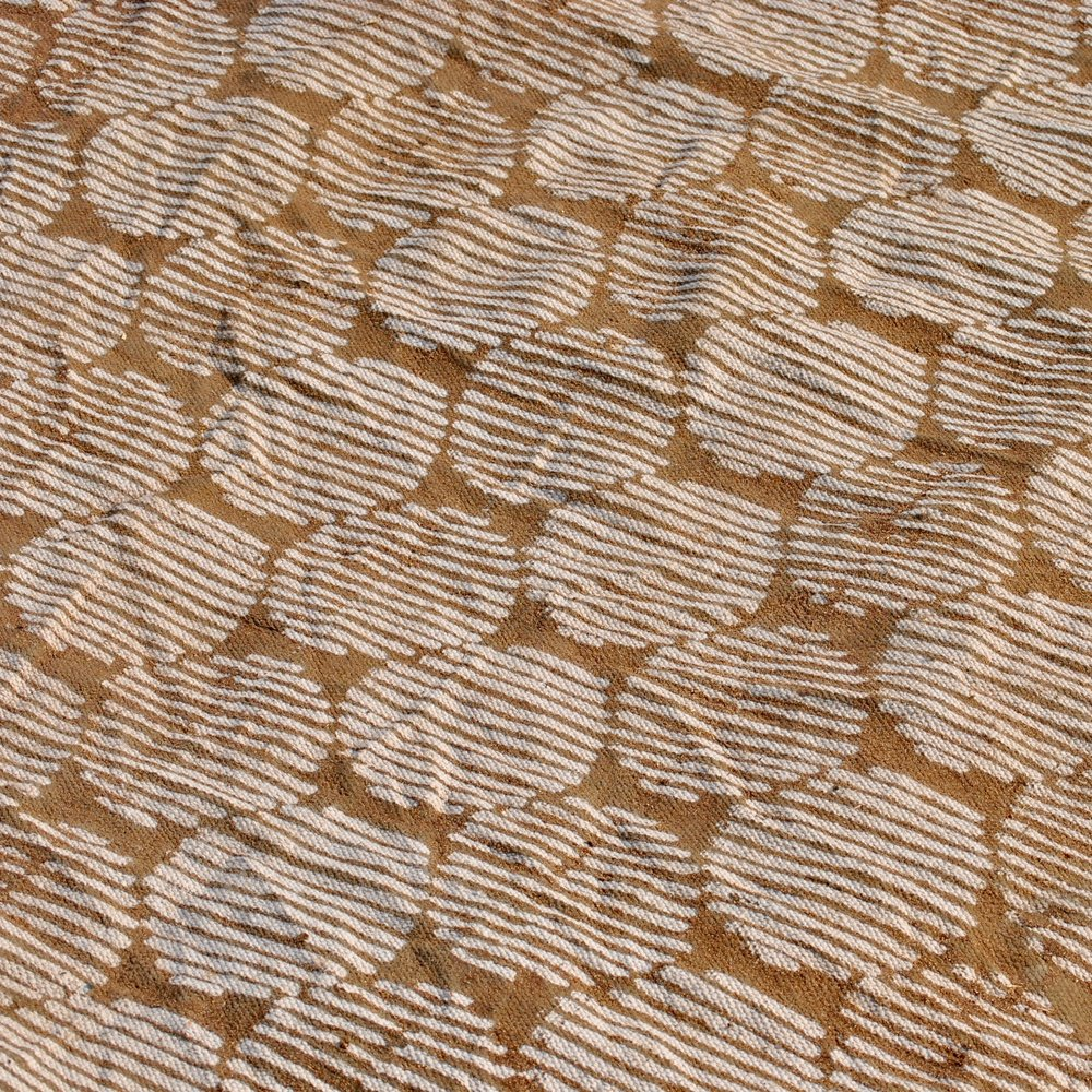 08 Dabu, mud resist printing, drying in the sun.jpg