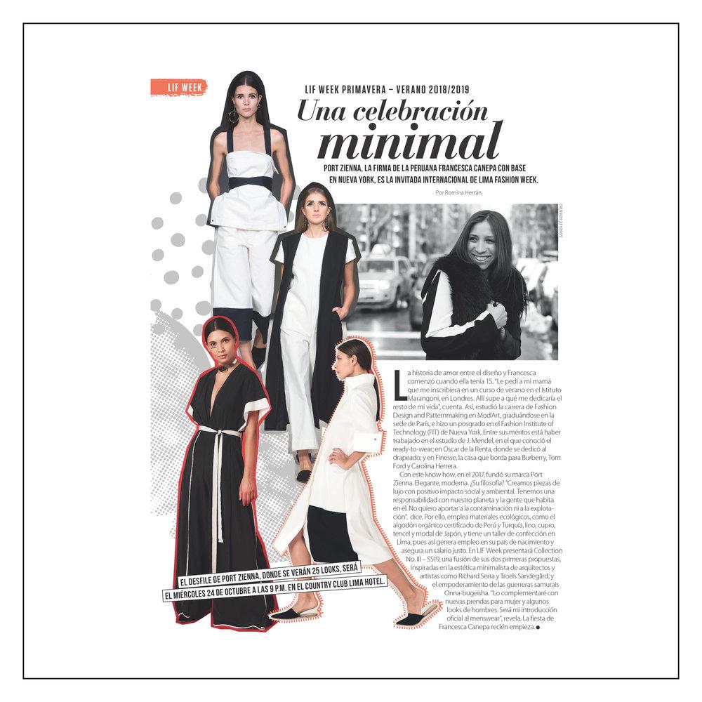 Viu Magazine — October 2018