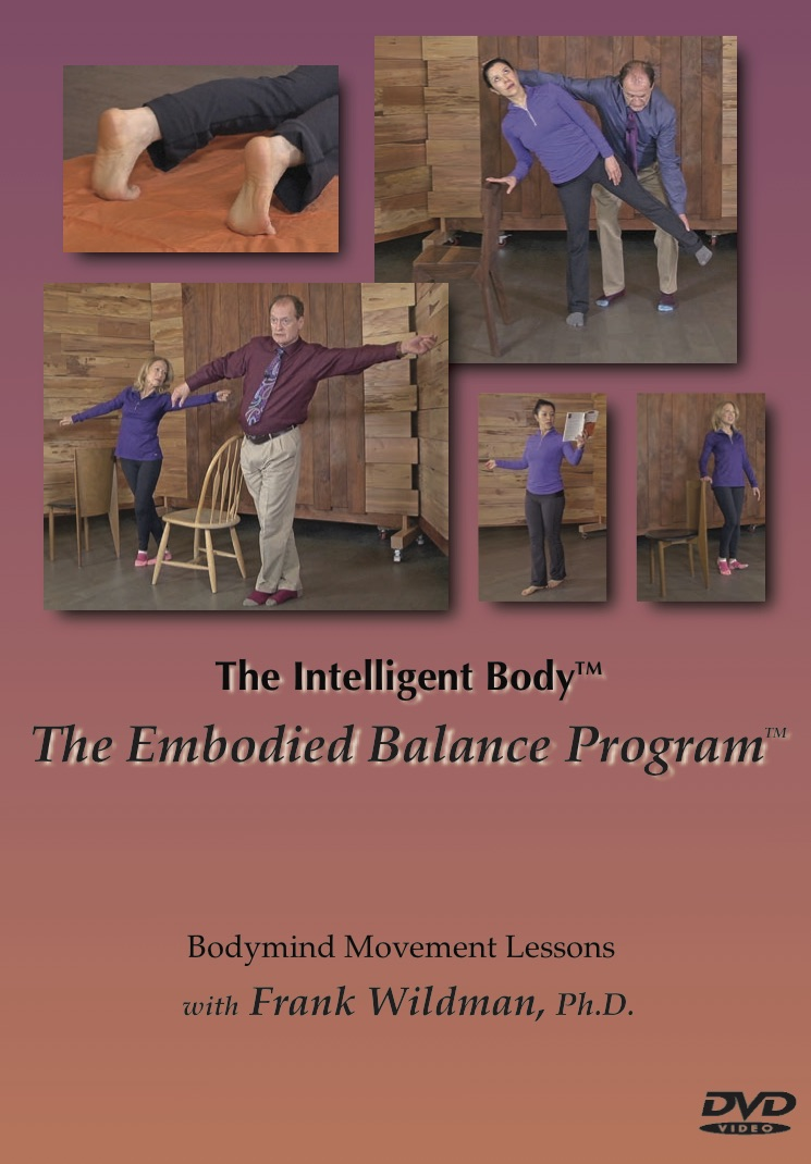 The Embodied Balance Program - A series of effective and fun lessons that develop balance in a variety of fluid and dynamic postures that reflect real world balance issues.