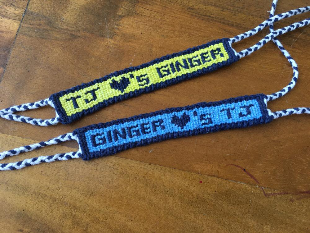 Bracelets by Ian