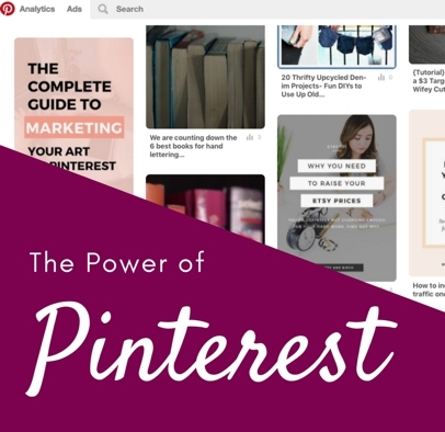 The Power of Pinterest - Skillshare class
