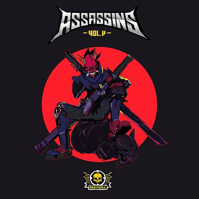 """New tune """"Weight"""" available now part of the @multikillrecordings Assassins Vol. 5!  Grab now exclusively on Beatport."""