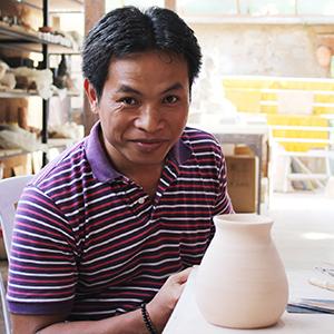 KOMANG MERTA - Studio Assistant